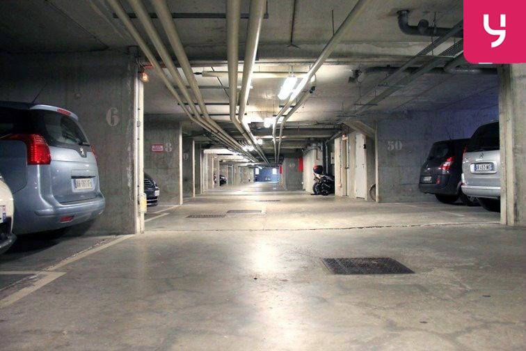 Parking Pont du Garigliano - Hôpital Georges Pompidou 75015