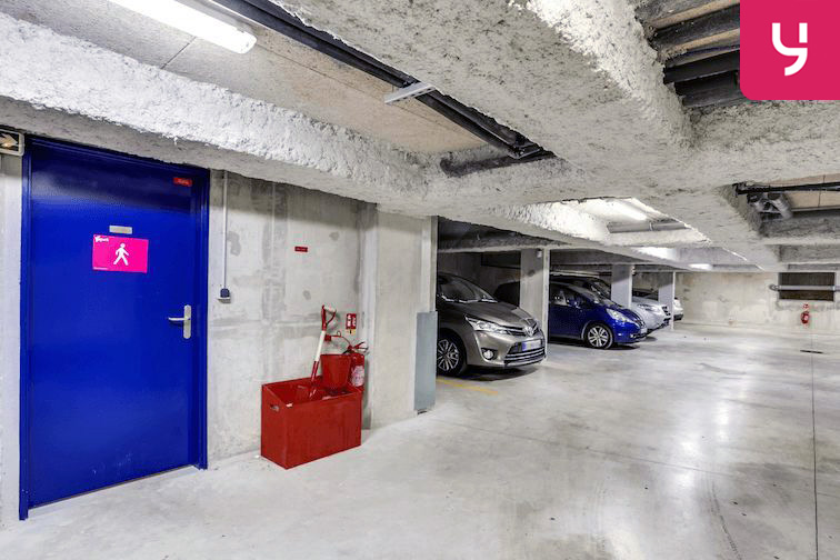Parking Montval - Marly le Roi garage