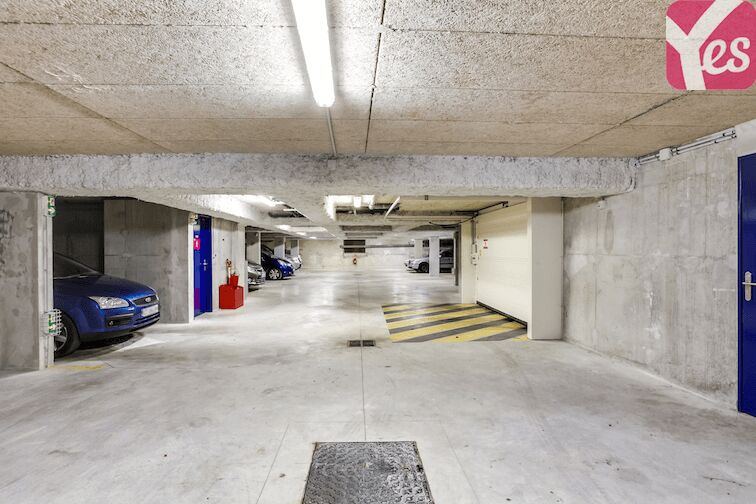 Parking Montval - Marly le Roi 24/24 7/7