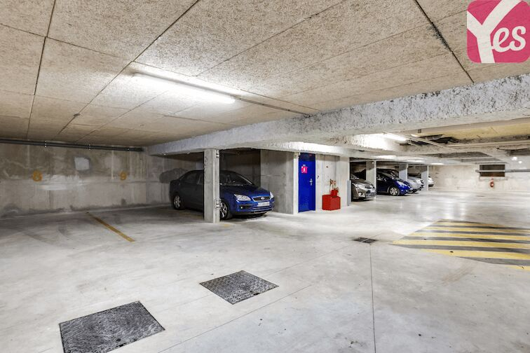 Parking Montval - Marly le Roi location mensuelle