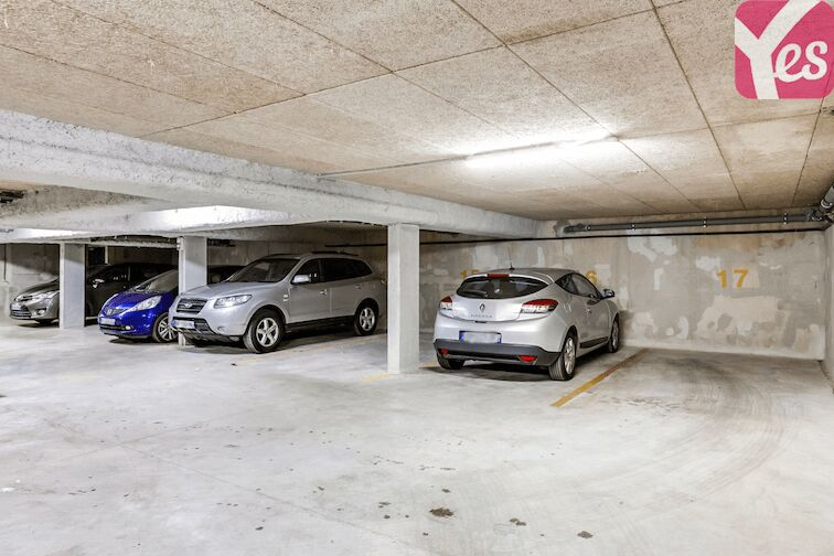 Parking Montval - Marly le Roi location