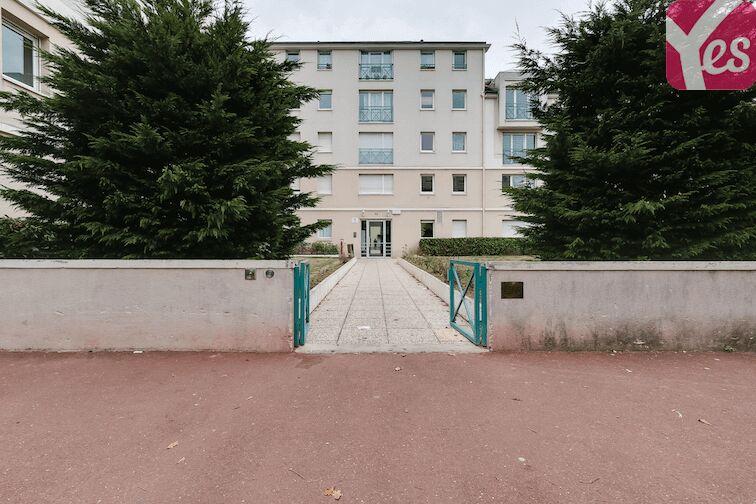 Parking Château de Maisons-Laffitte garage