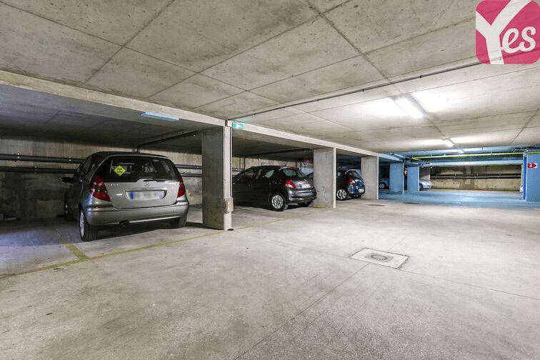 Parking Château de Maisons-Laffitte 78600