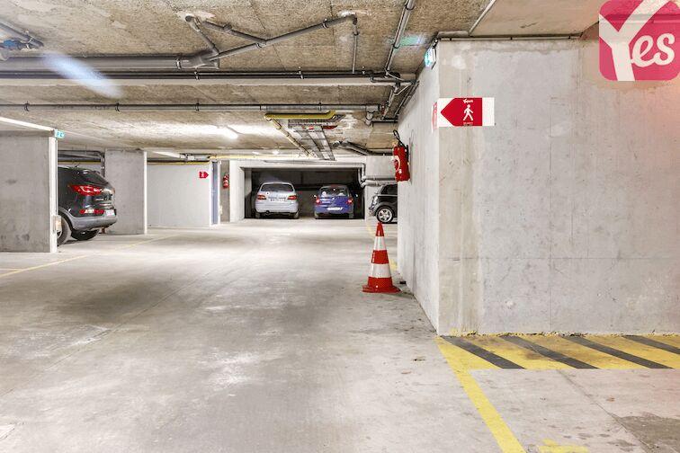 Parking Château de Maisons-Laffitte 24/24 7/7