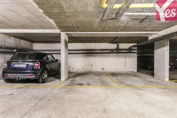 Parking Château de Maisons-Laffitte à louer