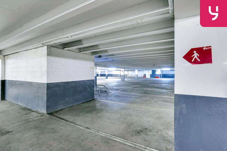 Parking Mazurières - Rueil-Malmaison location