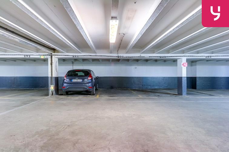 Parking Mazurières - Rueil-Malmaison box