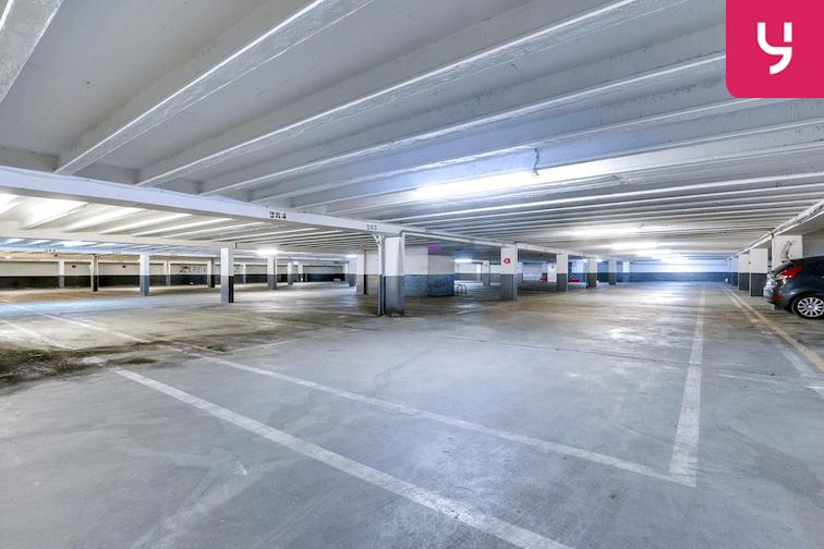 Parking Mazurières - Rueil-Malmaison en location