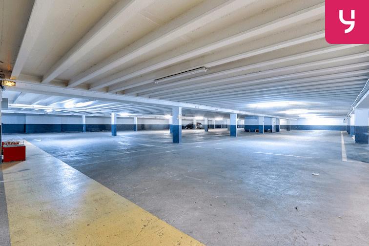 Parking Mazurières - Rueil-Malmaison souterrain