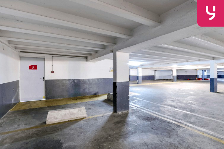 Parking Mazurières - Rueil-Malmaison gardien