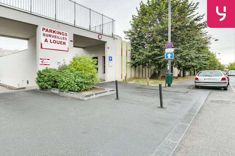 Location parking Mazurières - Rueil-Malmaison
