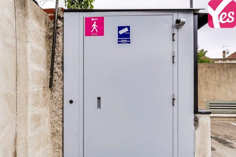 Parking Le Village - Gennevilliers box