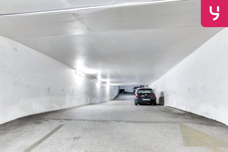 Parking Trézel - Levallois-Perret sécurisé
