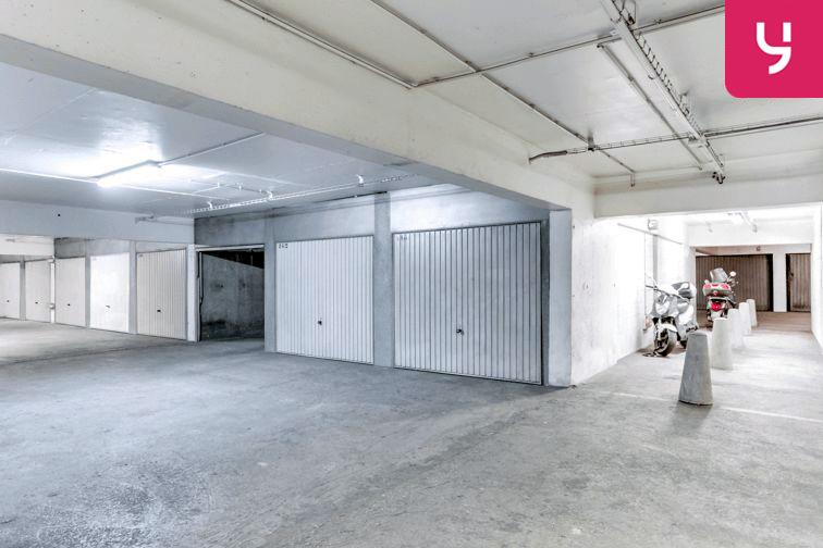 Parking Trézel - Levallois-Perret garage