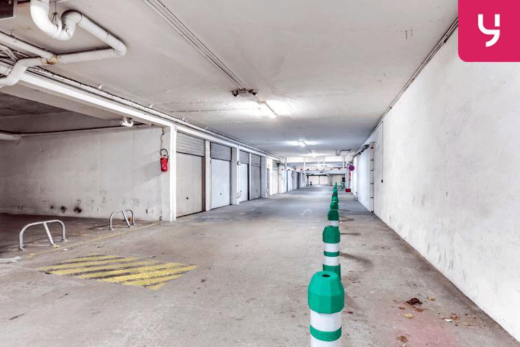 Parking Trézel - Levallois-Perret location mensuelle