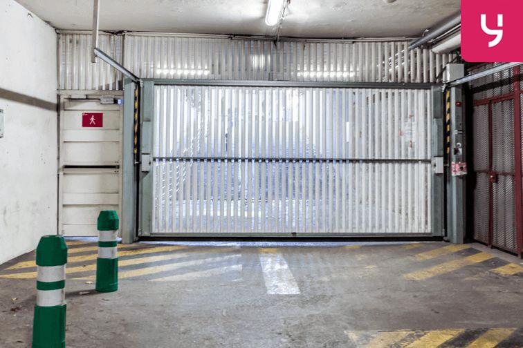 Parking Trézel - Levallois-Perret Levallois-Perret
