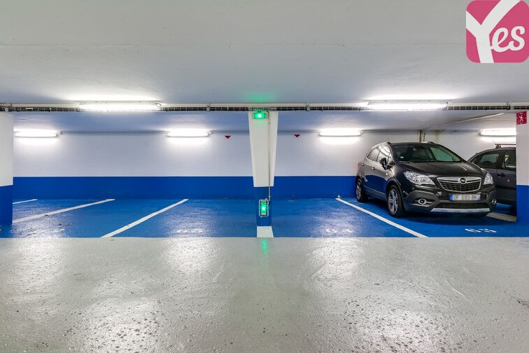 Parking Jean Jaures - Le Pré-Saint-Gervais garage
