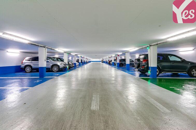 Parking Jean Jaures - Le Pré-Saint-Gervais location