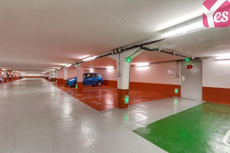 Parking Jean Jaures - Le Pré-Saint-Gervais 24/24 7/7