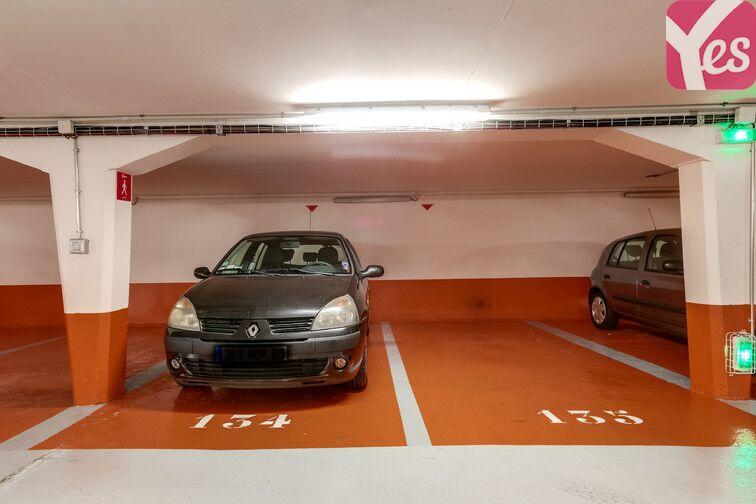Parking Jean Jaures - Le Pré-Saint-Gervais 93310