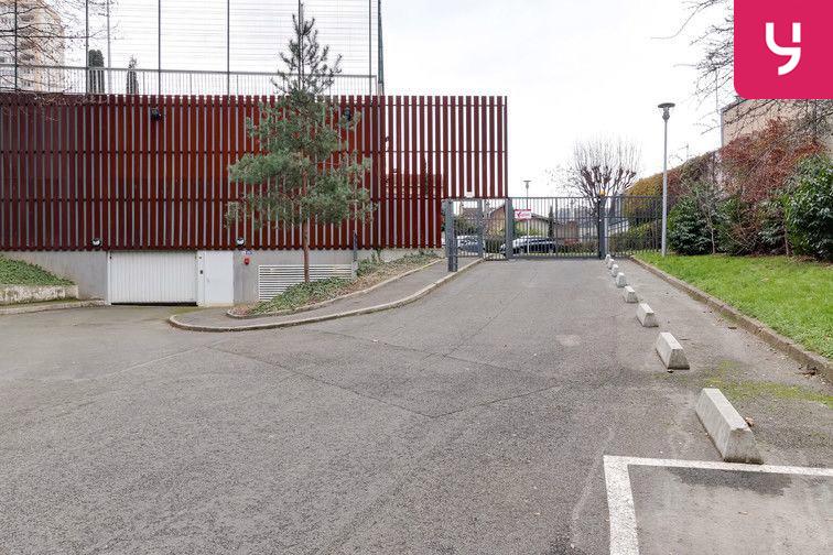 Parking Jean Jaures - Le Pré-Saint-Gervais gardien