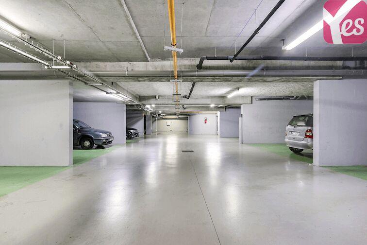 Parking Tribunal d'Instance - Asnières garage