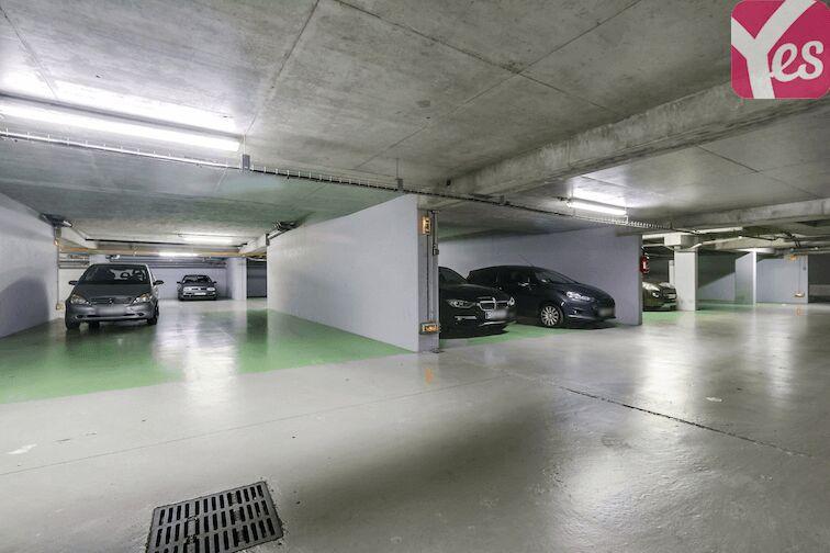 Parking Tribunal d'Instance - Asnières box