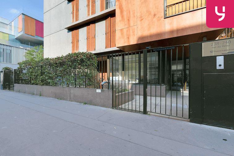 Parking Tribunal d'Instance - Asnières 92600