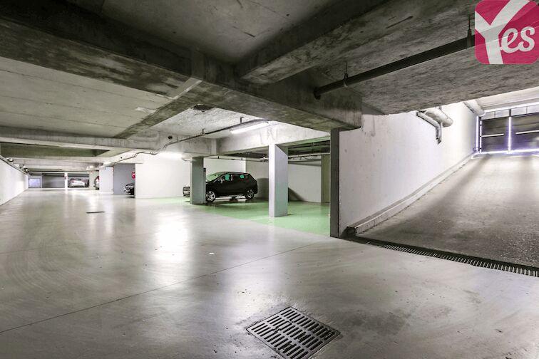 Parking Tribunal d'Instance - Asnières location mensuelle