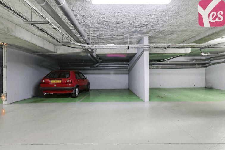 Parking Tribunal d'Instance - Asnières avis