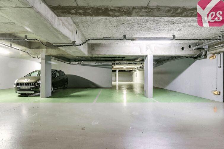 Parking Tribunal d'Instance - Asnières souterrain