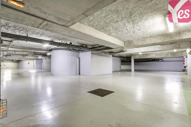 Parking Tribunal d'Instance - Asnières sécurisé