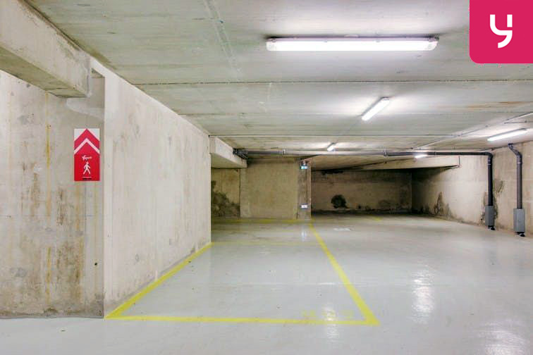 Parking Porte de Bagnolet - Saint-Blaise - Paris 20 (place moto) location mensuelle