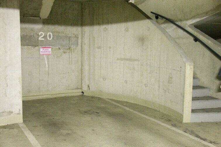 Parking La Chapelle gardien