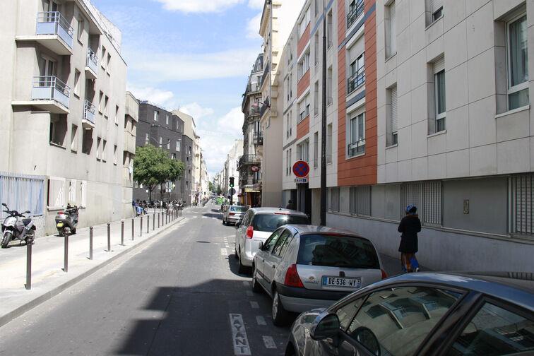 Parking La Chapelle souterrain