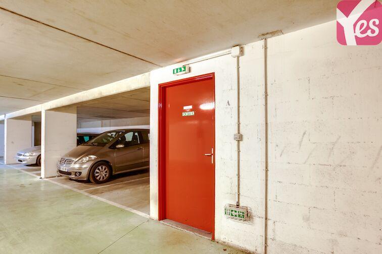 Parking Epitech - Le Kremlin-Bicêtre garage