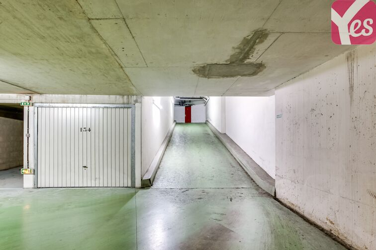 Parking Epitech - Le Kremlin-Bicêtre gardien