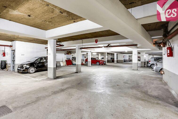 Parking avec un seul niveau
