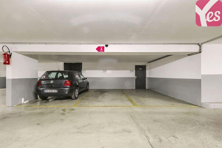 Parking Victor Hugo - Morel souterrain