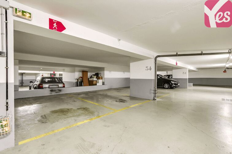 Parking Victor Hugo - Morel garage