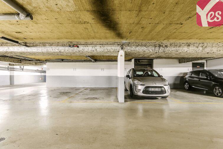 Parking Victor Hugo - Morel sécurisé