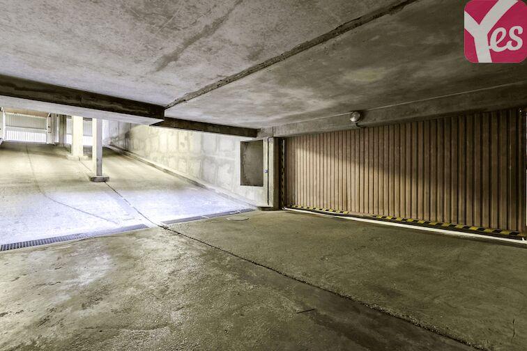 Parking Victor Hugo - Morel gardien