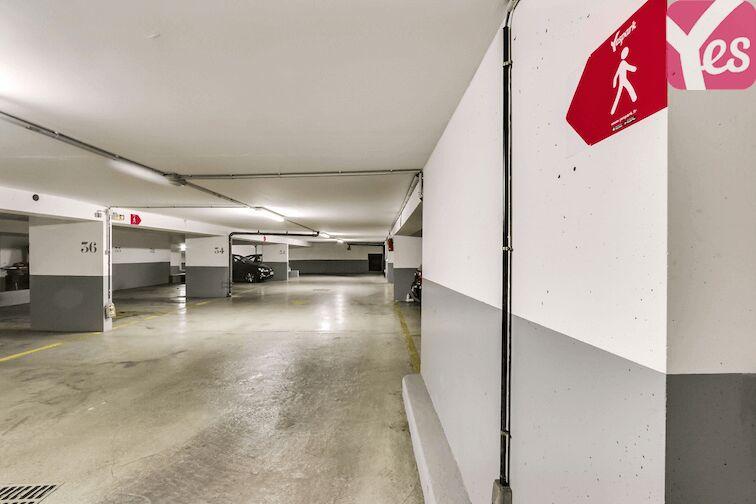 Parking Victor Hugo - Morel en location