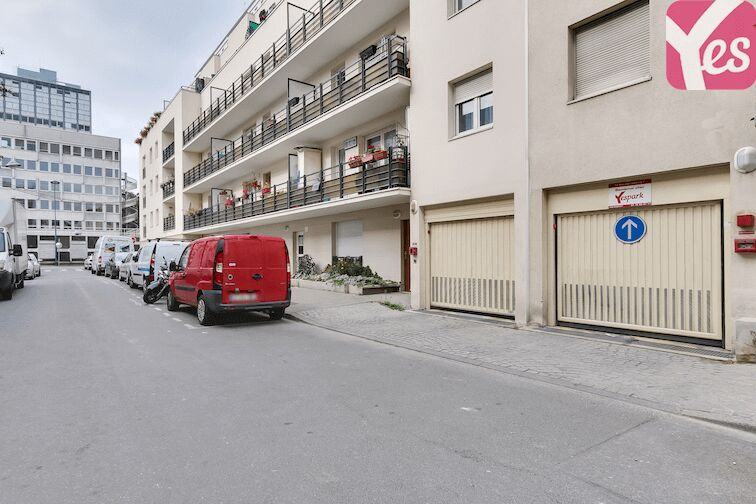 Location parking Victor Hugo - Morel