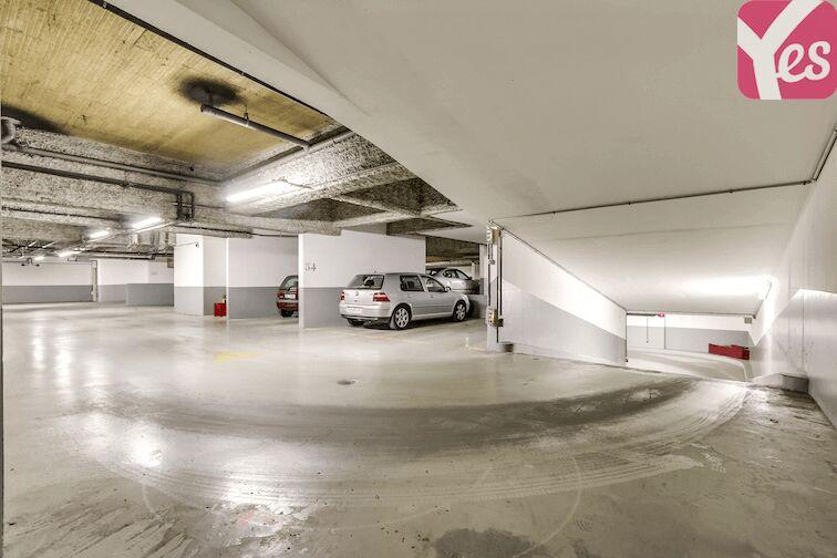 Parking Victor Hugo - Morel box