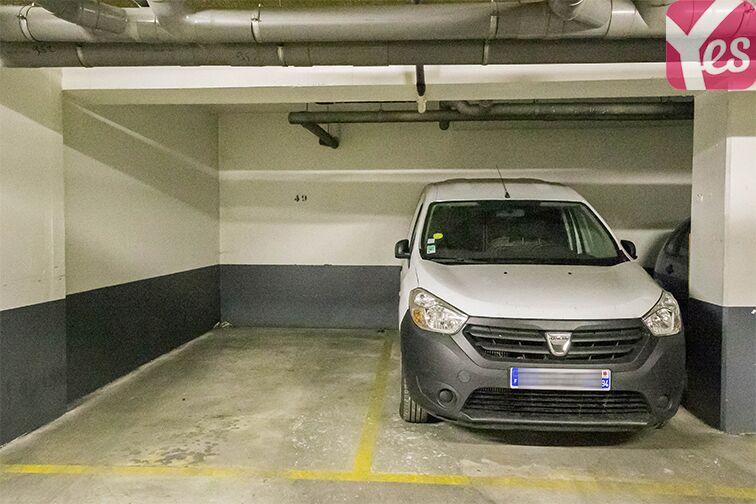 Parking Raspail - Calmus - Gentilly box