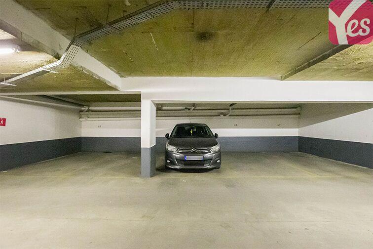 Parking Raspail - Calmus - Gentilly 24/24 7/7