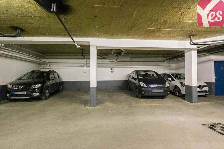 Parking Raspail - Calmus - Gentilly 4 rue de la Bièvre