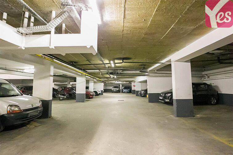 Parking Raspail - Calmus - Gentilly avis