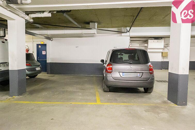 Parking Raspail - Calmus - Gentilly sécurisé
